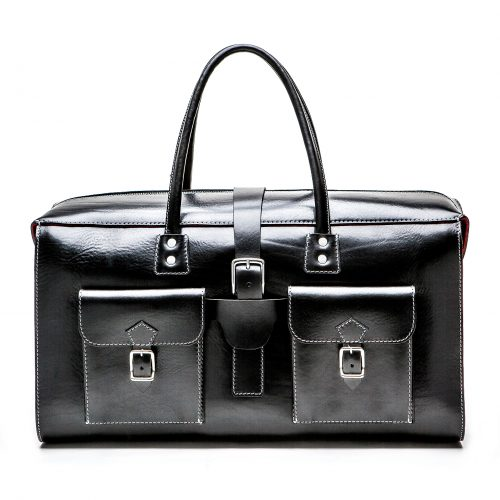 How to care for your leather weekender bag