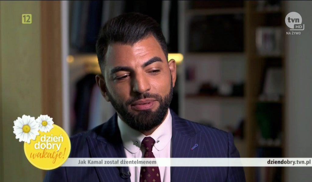 Kamal Jahid Dzien Dobry TVN