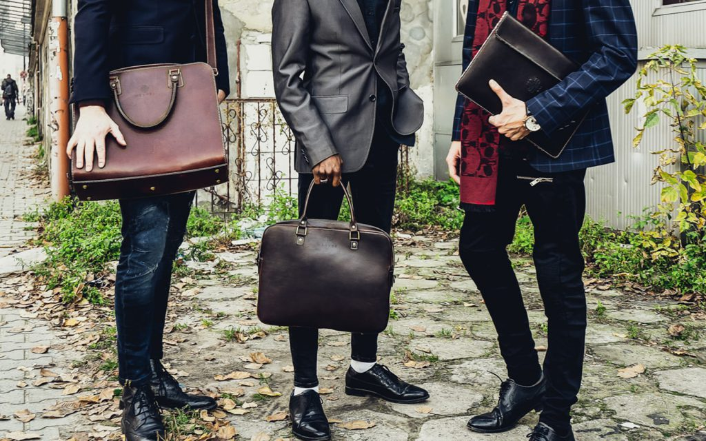 top leather bags for men